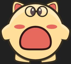 Nerdy-cat type