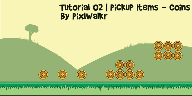 Tutorial 02 - Coins Featured Image