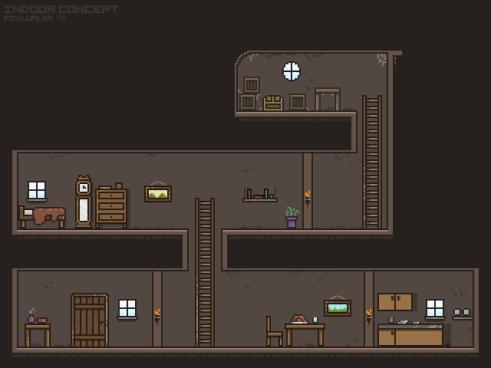 Pixel Indoors