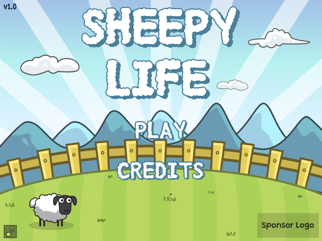 SheepyLife_MainMenu