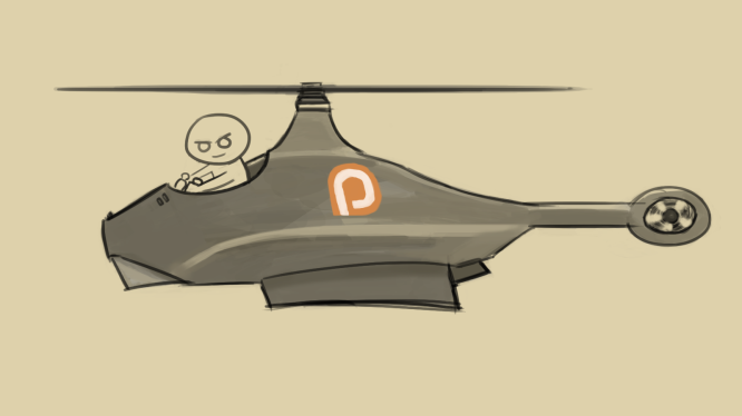 Patreoncopter 3000