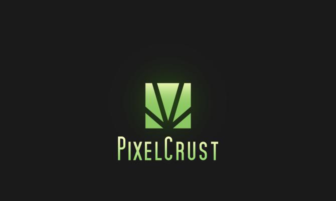 PixelCrust_Logo Dark