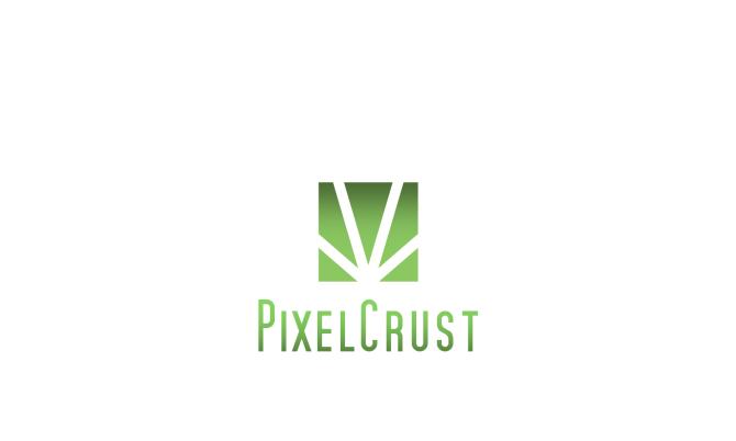 PixelCrust_Logo White