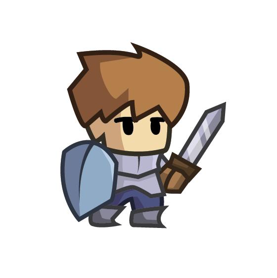 05.18.15 - Chibi Swordsman