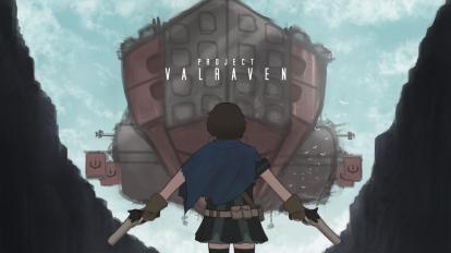 Project Valraven - Concept Art 01