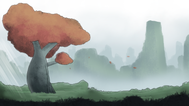 Aerie - Environment Concept