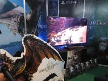 Got the chance to play the demo of MHW, *Hype Intensifies*