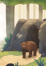 Zoo4D_BookIllustrations_PageToScan_Bear